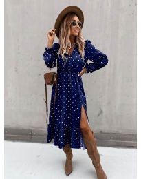 Šaty - kód 8866 - 4 - viacfarebné