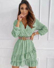 Šaty - kód 2794 - zelená