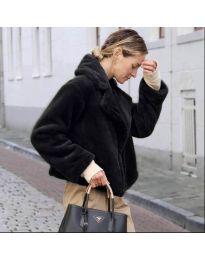 Kabát - kód 164 - čierná