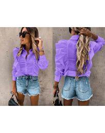 Košeľa - kód 872 - fialová