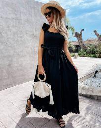 Šaty - kód 4806 - čierná