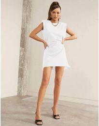 Šaty - kód 625 - biela