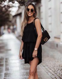 Šaty - kód 2104 - čierná