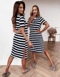 Šaty - kód 7794 - čierná