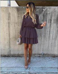 Šaty - kód 7723 - čierná