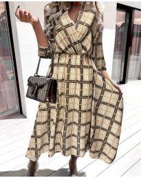 Šaty - kód 8404 - viacfarebné