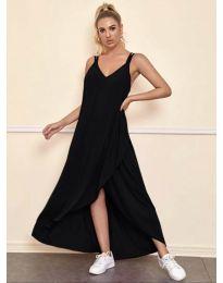 Šaty - kód 3083 - čierná