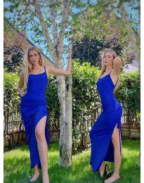 Šaty - kód 7858 - modrá