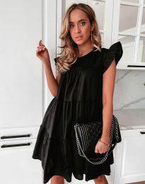 Šaty - kód 2666 - čierná