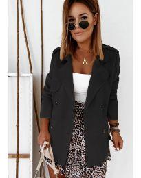 Kabát - kód 826 - čierná