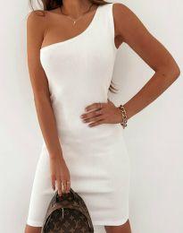 Šaty - kód 11699 - biela