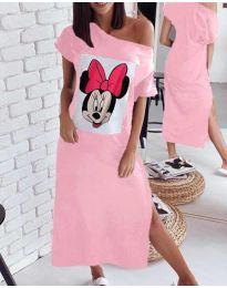 Šaty - kód 6656 - ružová