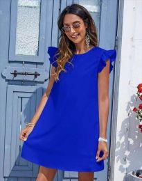 Šaty - kód 6261 - tmavomodrá