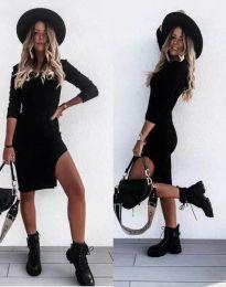 Šaty - kód 2358 - čierná