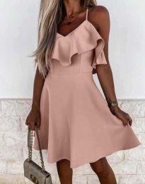 Šaty - kód 2739 - ružová