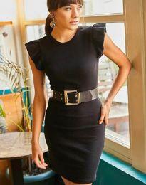 Šaty - kód 6155 - čierná