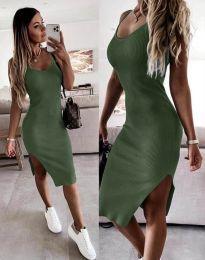 Šaty - kód 2378 - zelená