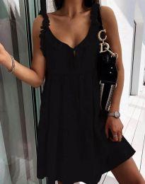 Šaty - kód 2540 - čierná