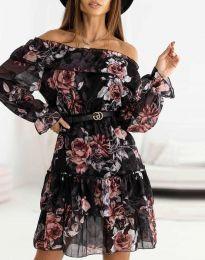 Šaty - kód 5179 - viacfarebné