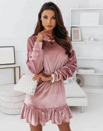 Šaty - kód 0424 - pudrová