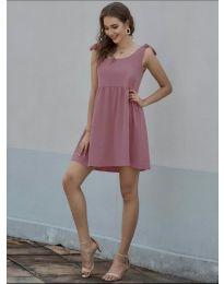 Šaty - kód 2255 - pudrová