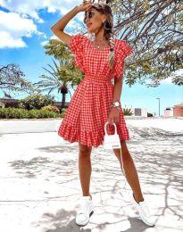 Šaty - kód 2654 - coral