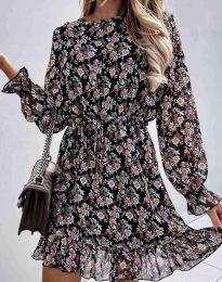 Šaty - kód 6448 - viacfarebné