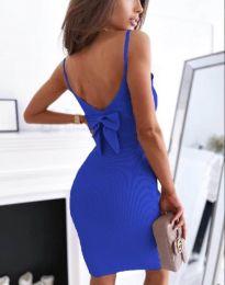 Šaty - kód 0987 - modrá