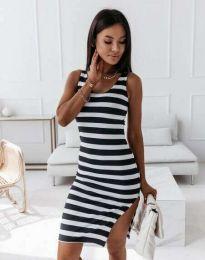Šaty - kód 0581 - čierná