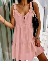 Šaty - kód 2540 - ružová