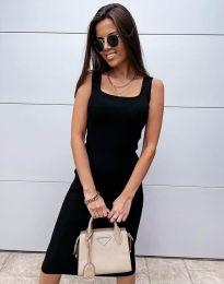 Šaty - kód 5964 - čierná