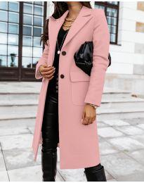 Kabát - kód 3435 - ružová