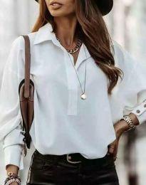 Košeľa - kód 4218 - biela
