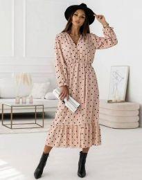 Šaty - kód 0836 - ružová