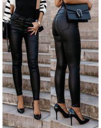 Nohavice - kód 5052 - čierná