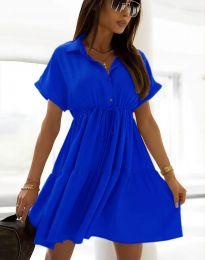 Šaty - kód 6292 - modrá