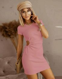 Šaty - kód 8556 - ružová