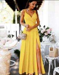 Šaty - kód 8489 - žltá
