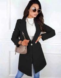 Kabát - kód 4704 - čierná