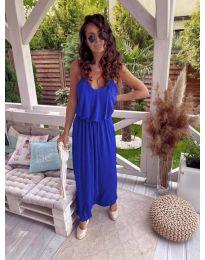 Šaty - kód 635 - modrá
