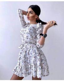 Šaty - kód 5910 - 1 - viacfarebné