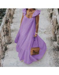 Šaty - kód 9036 - fialová