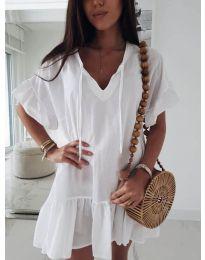 Šaty - kód 559 - biela