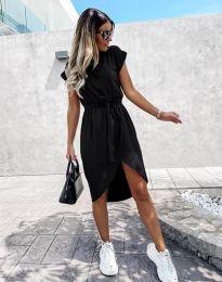 Šaty - kód 2074 - čierná