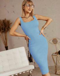 Šaty - kód 5965 - svetlo modrá