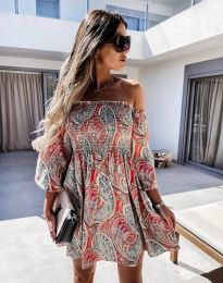Šaty - kód 2508 - farebná
