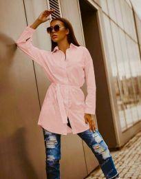 Košeľa - kód 6739 - ružová