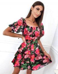 Šaty - kód 0466 - viacfarebné