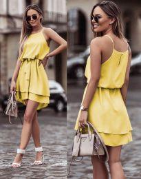 Košeľa - kód 2104 - žltá