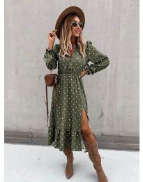 Šaty - kód 8866 - 2 - viacfarebné